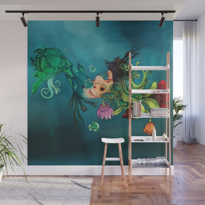 Metamorphosis Wall Mural