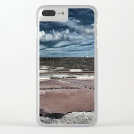 Saline at La Palma Clear iPhone Case