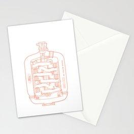 Intake Stationery Cards