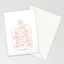 Intake Stationery Cards