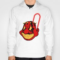 cleveland Hoodies featuring Cleveland Sithians by Ant Atomic