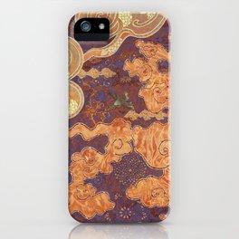 Hidden Patterns iPhone Case