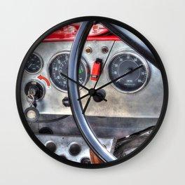 Steering & Dash Wall Clock
