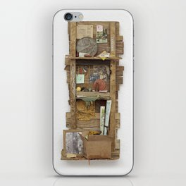 Fragmented Cabin Study in 1:10 Scale iPhone Skin