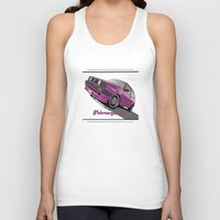 vw Tank Tops featuring VW  by Valerie Agrusa Photography