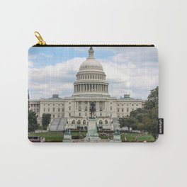 The US Capitol Building Carry-All Pouch