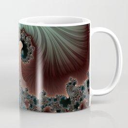 Velvet Crush - Fractal Art Coffee Mug