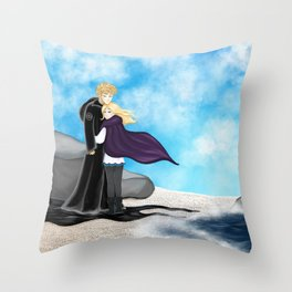 Sophie and Keefe Throw Pillow