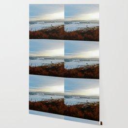 Sainte-Anne-Des-Monts and the Surf Wallpaper
