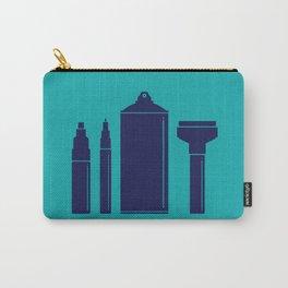 Art Supplies Carry-All Pouch
