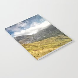 Mountain beauty Notebook