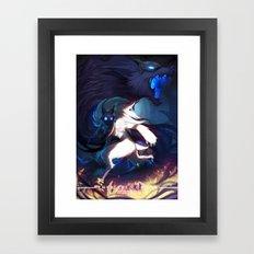 League of Legends - Kindred Framed Art Print