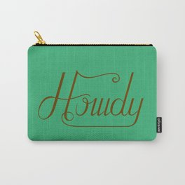 Howdy 02 Carry-All Pouch
