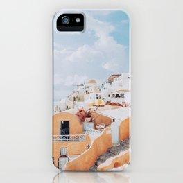 santorini ii iPhone Case