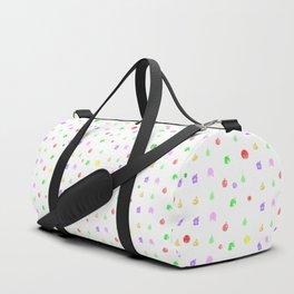 A new leaf Duffle Bag