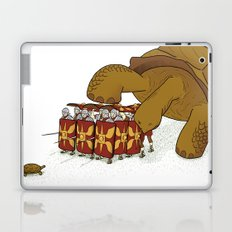Roman turtle formation Laptop & iPad Skin