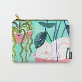 Hanging Gardens Carry-All Pouch