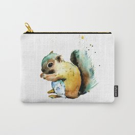 Squirrel - Nuts Carry-All Pouch