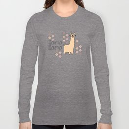 llama llama Long Sleeve T-shirt