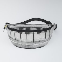The piano Fanny Pack