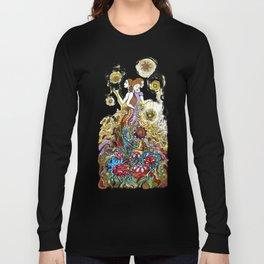 Agota Krnacs Illustration©2012 Long Sleeve T-shirt