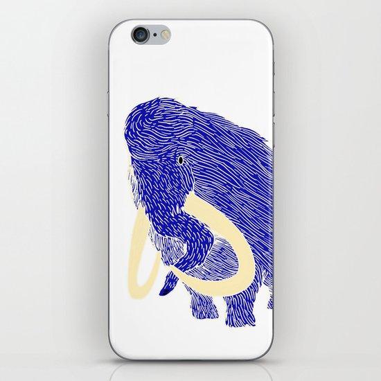 Mammoth iPhone & iPod Skin