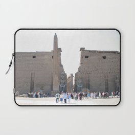 Temple of Luxor, no. 10 Laptop Sleeve