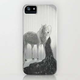 Our Hearts In the Moonlight  iPhone Case