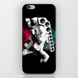 Basstronaut iPhone Skin