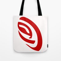 erotic Tote Bags featuring Erotic Symbolism by IZ-Design