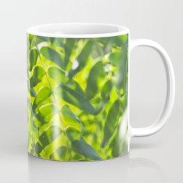 Sunny Leaves Coffee Mug