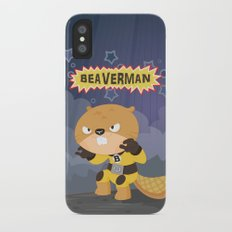 The incredible Beaverman Slim Case iPhone X
