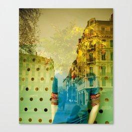 Lafayett Canvas Print