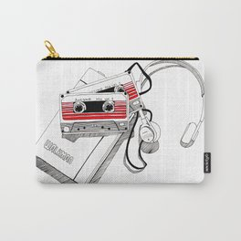 Awesome Mix Vol. 1 and Vol. 2 Carry-All Pouch