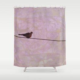 Perch Shower Curtain