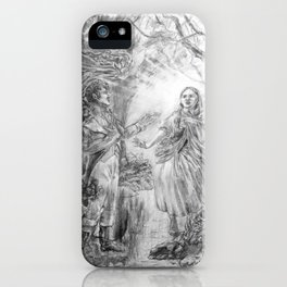 Chastity iPhone Case