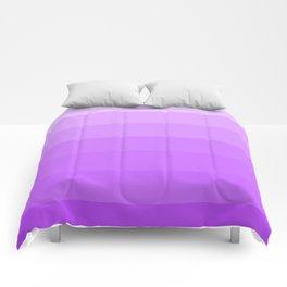 Calm Violet Wisdom - Color Therapy Comforters