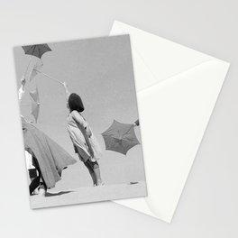 Umbrella ballet Stationery Cards