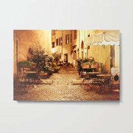 Rome, Italy Metal Print