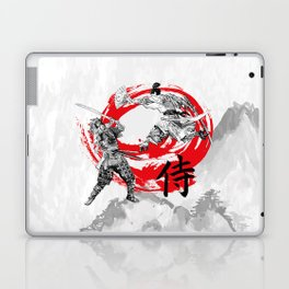 Samurai Warriors Laptop & iPad Skin