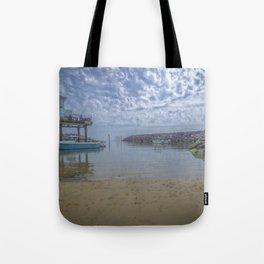 Calm Waters. Tote Bag