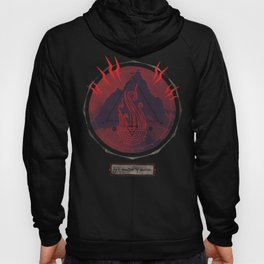 Mountain of Madness (red) Hoody