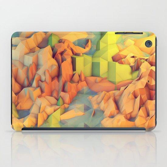 Vacation Island iPad Case