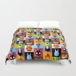 Miyazaki's Duvet Cover