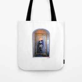 Window, Encinitas, California Tote Bag