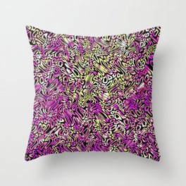PSYCHE WEAVE - C2 Throw Pillow