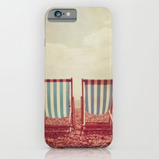 Deck Chairs iPhone 6s Slim Case