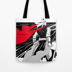 The God of thunder Tote Bag