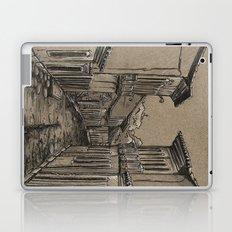 Old Village Alley Laptop & iPad Skin