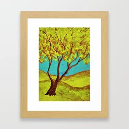 Twilight Woods #276 Framed Art Print